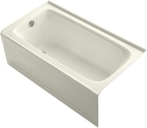 Bancroft Foot Bath with Left Hand Drain
