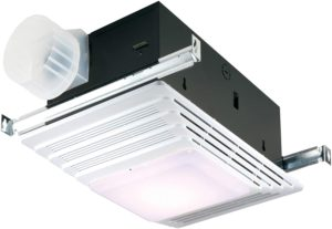 Broan NuTone Bath Fan and Light with Heater