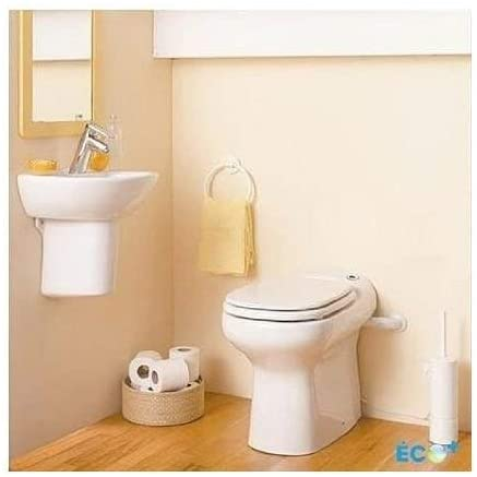 Sanicompact Self Contained Toilet