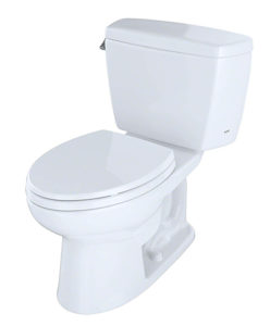 Small toilet for bathroom