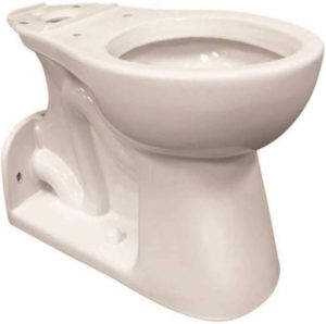 Stealth Watersense High Efficiency Elongated Toilet