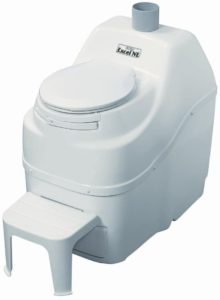 Sun Mar Excel Non Electric Self Contained Composting Toilet